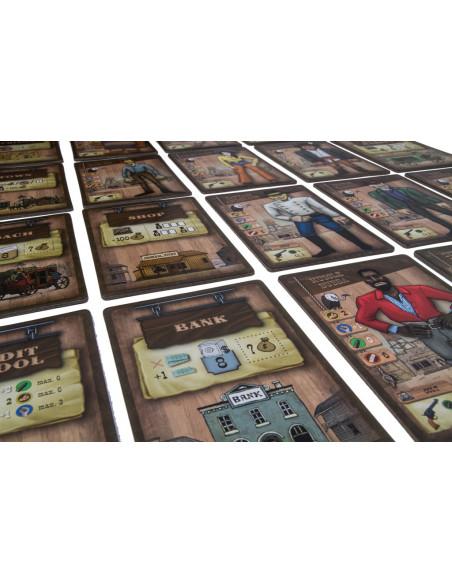 Společenská hra Zapadákov - Bandit Paradise