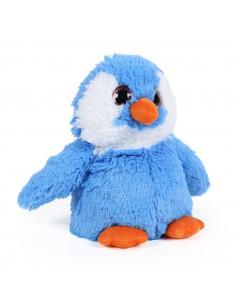Hřejivý modrý tučňák