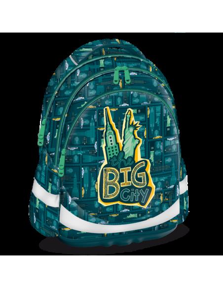 Školní batoh The Big City