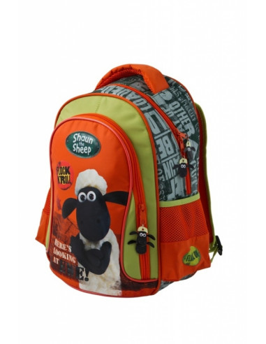 Školní batoh Ovečka Shaun, anatomický malý