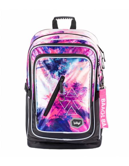 Školní batoh Cubic Abstract