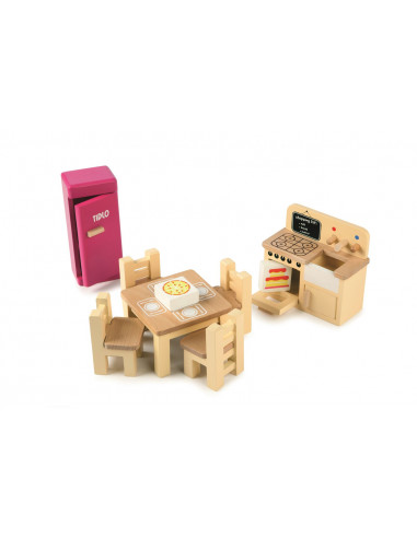 Dřevěný nábytek - Kuchyňka