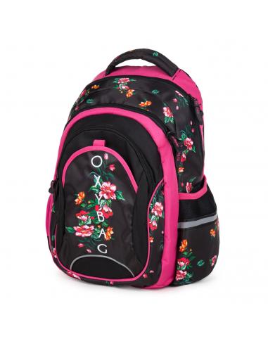Studentský batoh OXY Fashion Romantic Nature