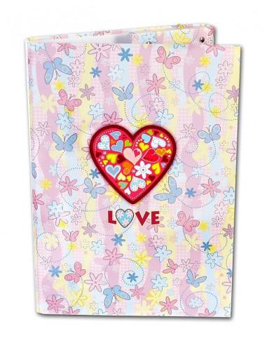 Školní box A4 Love
