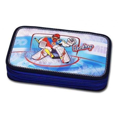 Školní penál 2-patra Hockey