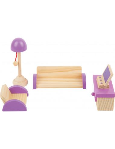 Dřevěný nábytek Obývací pokoj