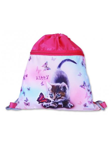 Školní sáček Kitty
