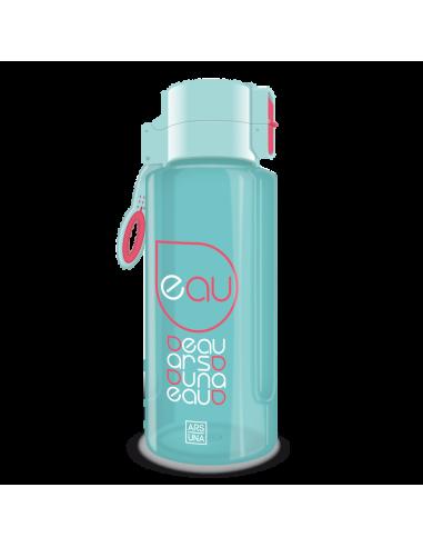 Láhev na pití Autonomy 4 turquoise-pink 650 ml