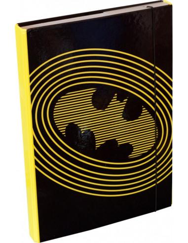 Desky na školní sešity A4 Batman