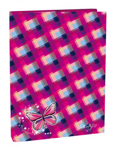 Box na sešity A5 Butterfly