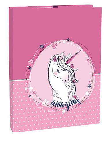 Box na sešity A5 Unicorn