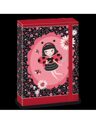 Box na sešity La Coccinelle A5