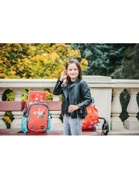 Školní batoh Srdce
