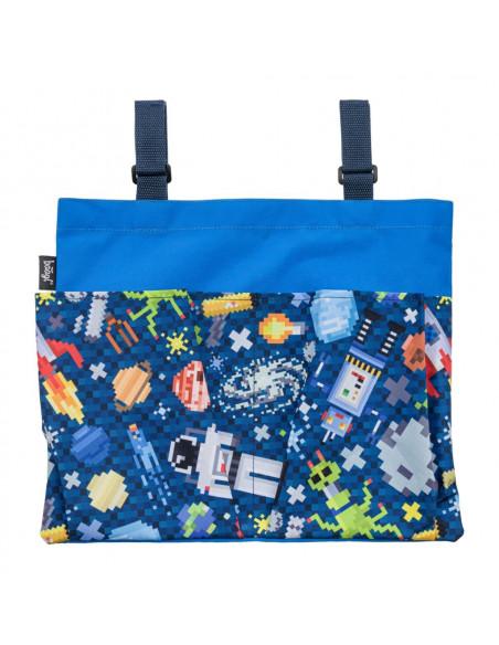 Školní kapsář Space Game
