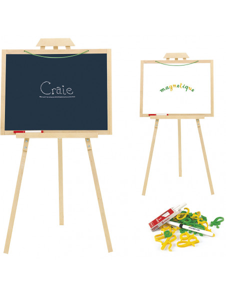 Dřevěná tabule Creative (bez stojánku)