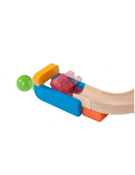 Dřevěná kuličková dráha TRIX - Kolotoč a Vír
