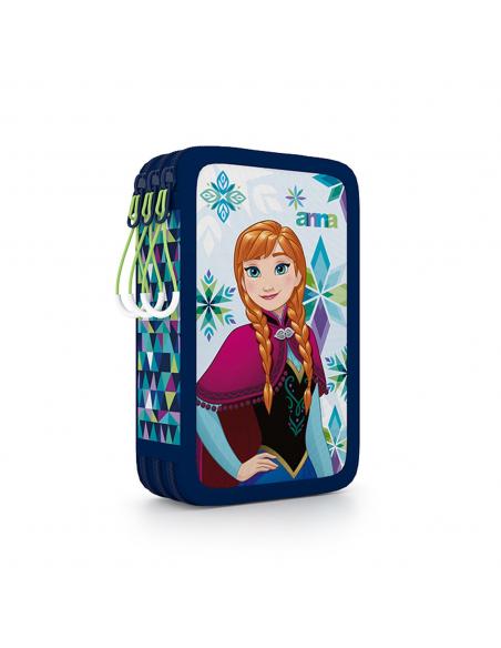 Penál 3patrový Frozen Magic
