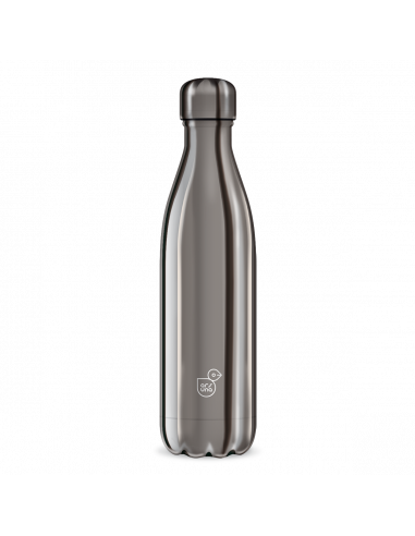 Termoláhev Metal silver 500 ml