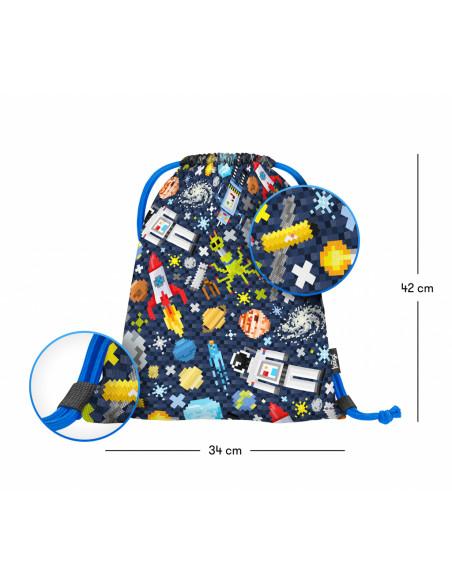 Sáček na obuv Space Game