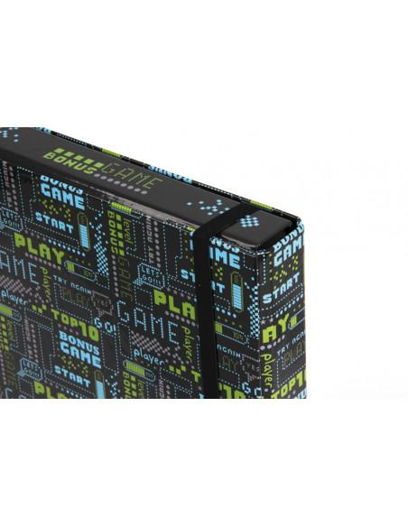 Box na sešity s klopou A5 Game