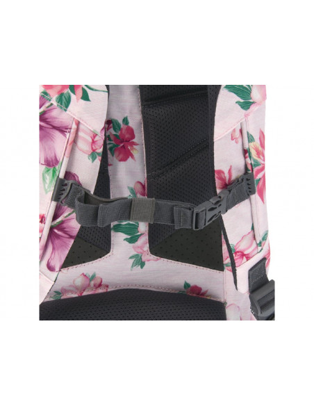 Ergonomický školní batoh Flowers II