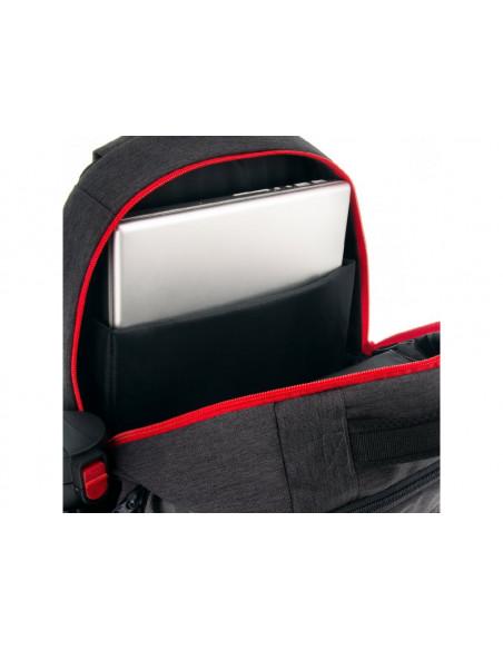 Ergonomický školní batoh Nasa Dark