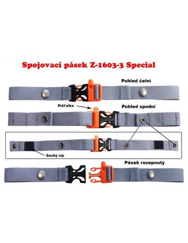 Spojovací prsní pásek Special