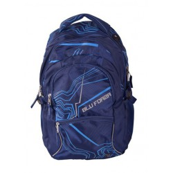 Studentský batoh Blue Forza