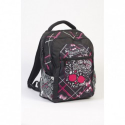Anatomický batoh Soft Monster High III.