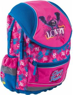 Ergonomický školní batoh Příšerky Girls