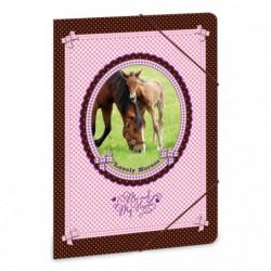 Složka na sešity My Horse koně A4