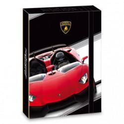 Box na sešity Lamborghini Aventador A5