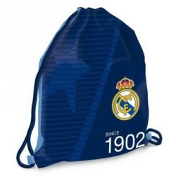 Real Madrid blue Maxi sportovní pytel