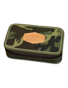 Školní penál box Top Army