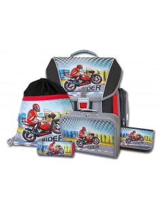 Školní batohový set Rider 5-dílný