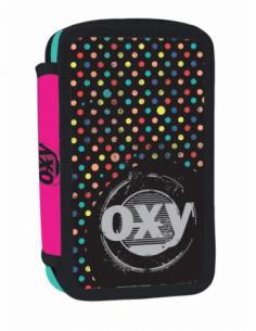 Penál 3patrový OXY Dots