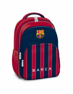 FC Barcelona stripe tříkomorový batoh