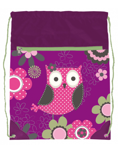 Sáček na cvičky Owl