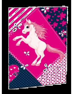 Desky na abecedu Pony