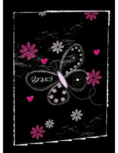 Desky na abecedu Romantic 2