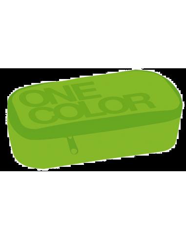 Etue s klopou One Colour zelený