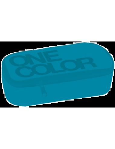 Etue s klopou One Colour tyrkys