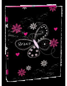 Box na sešity A4 Romantic 2