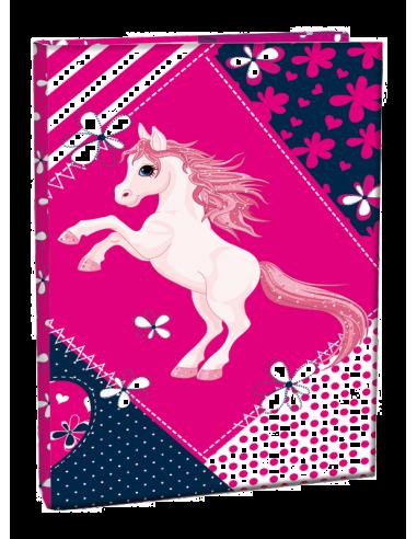 Box na sešity A5 Pony