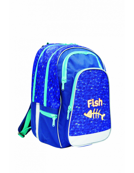 Anatomický batoh ERGO UNI Fish