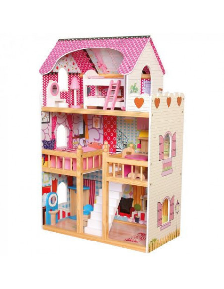 Domečky a vybavení pro panenky