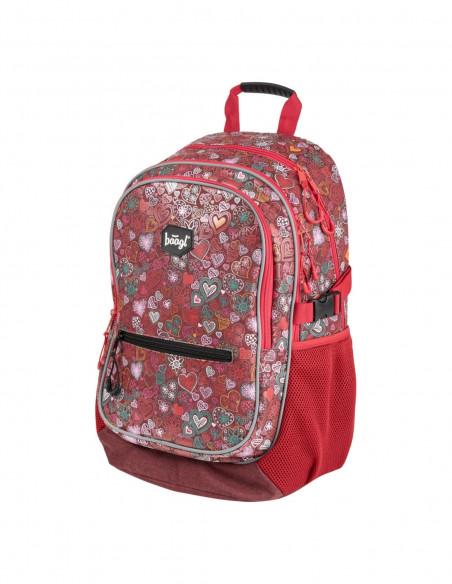 Školní batohy pro 3. - 4. třídu